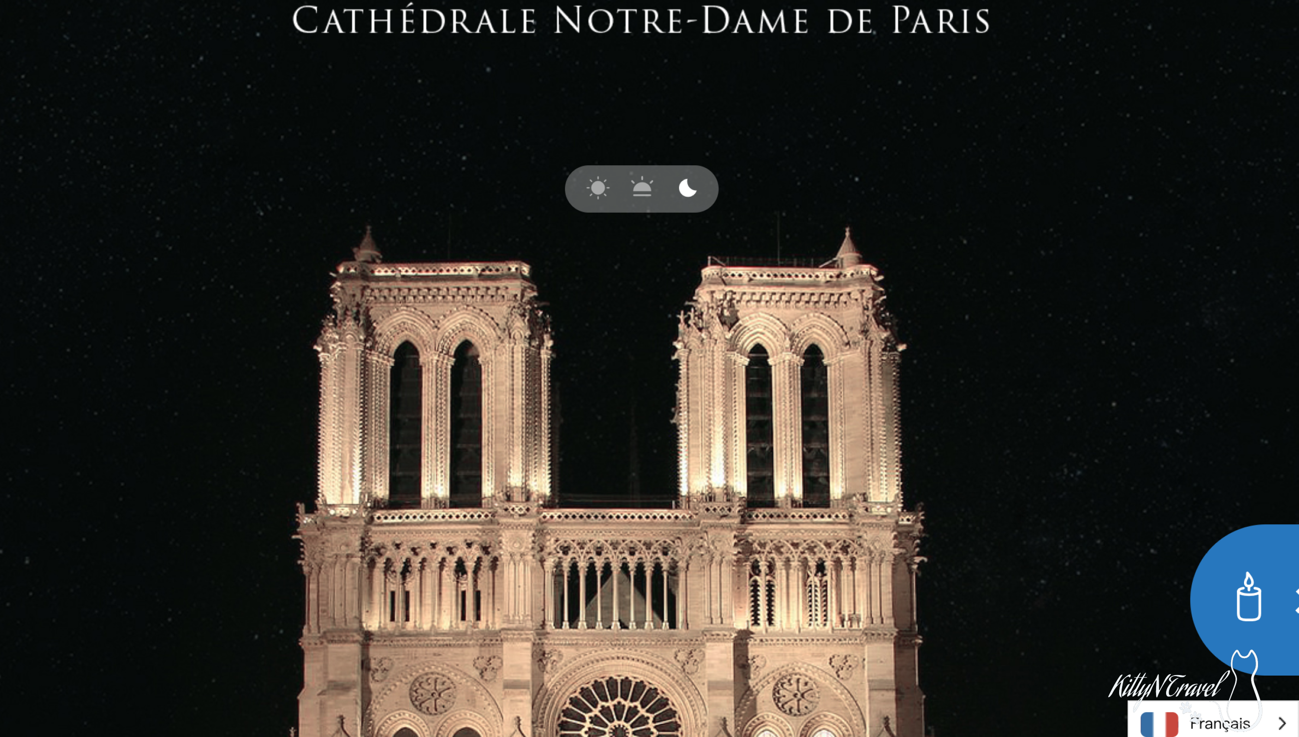 Notre-Dame'sNight
